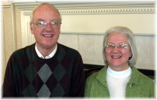 Peter and Lillian DeHart 1/20/13