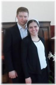 Peter and Yelena