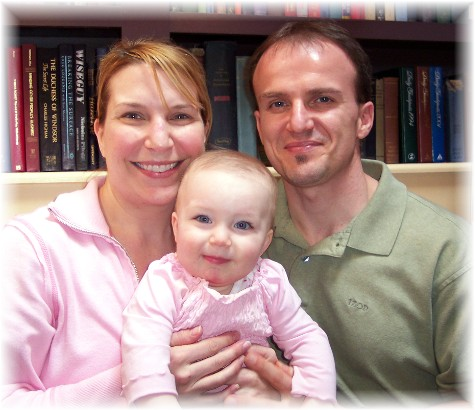 Matt, Shannin and Veah Pettigrew