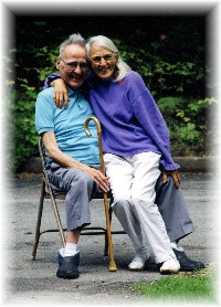 Richard and Ruth Lehman