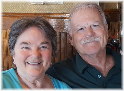 Rick and Jackie Steudler 9/24/17