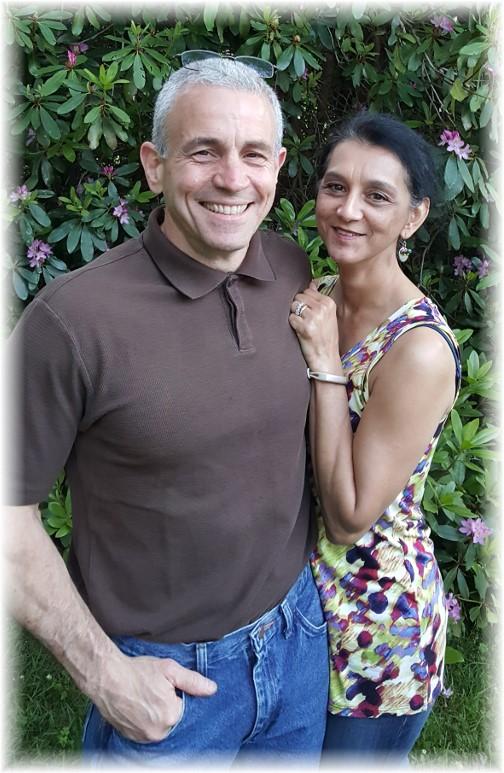Rick and Liz Masciantonio 6/18/16