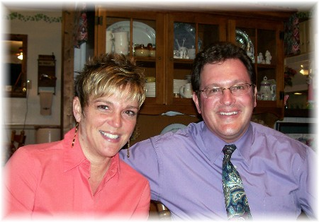 Rick & Rachel Caldwell