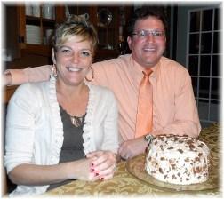 Rick and Rachel Caldwell 2/1/13