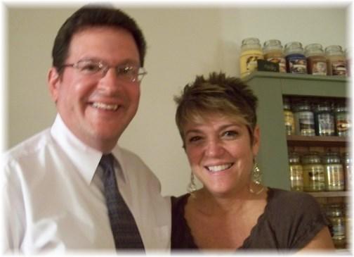 Rick and Rachel Caldwell 9/17/13