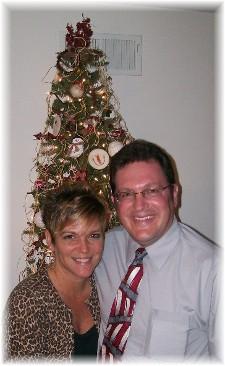 Rick & Rachel Caldwell 12/18/09