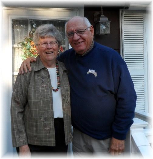 Jim and Dorothy Schmidt
