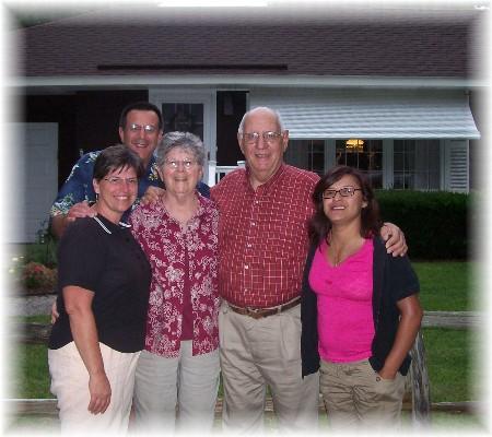 Jim & Dorothy Schmidt 7/13/09