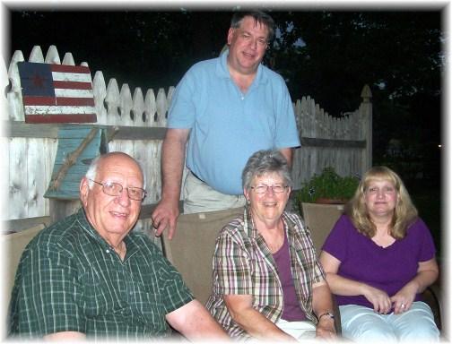 Schmidt family 7/18/12