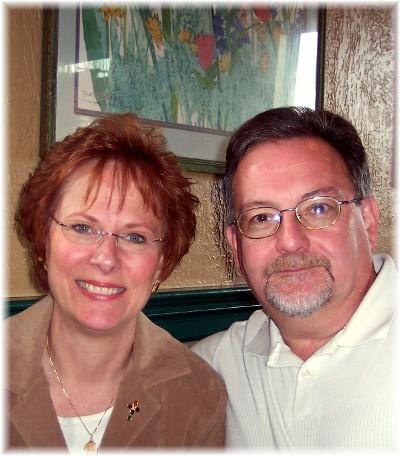 Chuck and Kim Shupp