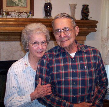 Pat and Lois Simpson