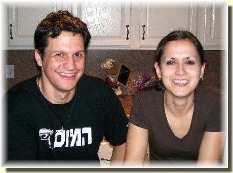 Jeremy and Christine Sweeten