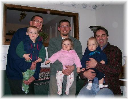 Three babies 04/09
