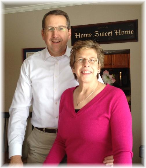 Tim and Julie Heitz 2/22/15