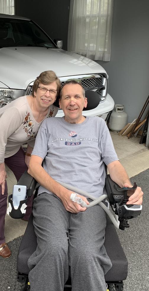 Tim and Julie Heitz 4/25/19