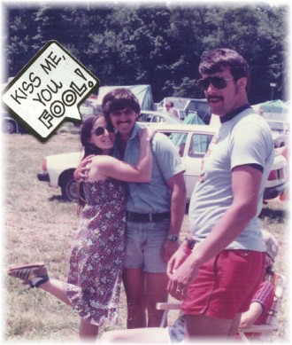 Tom and Marsha Neizmik early 80's