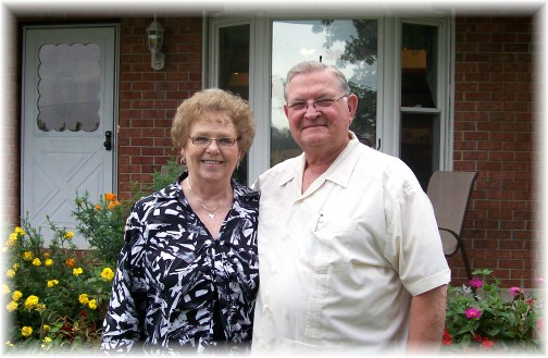 Tommy & Nelma Carpenter 10/12/11