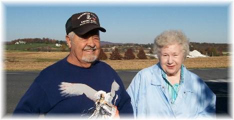 Vic & Etta Mae Gibble 11/2/10