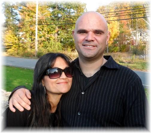 Wayne & Yvette Gallagher 10/14/12