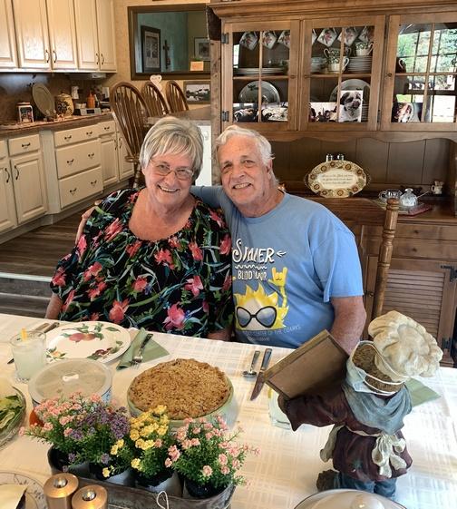 John and Joan Wiseman