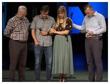 Commissioning prayer
