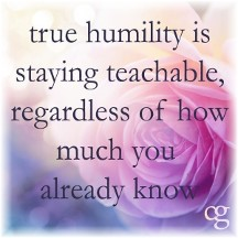 Teachableness quote