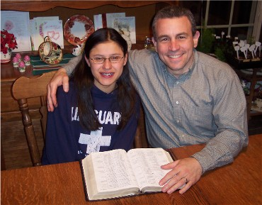 Photo of Rick Masciantonio and Ester