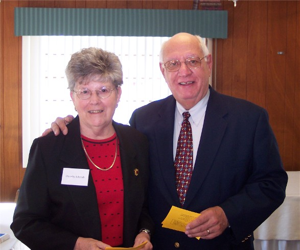 Photo of Jim and Dorothy Schmidt