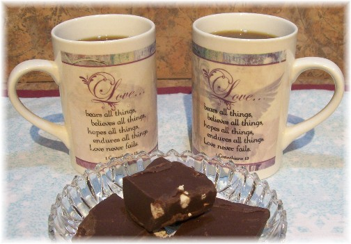 1 Corinthians 13 coffee mugs