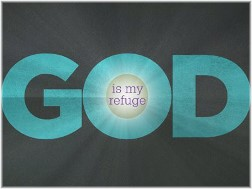 God is my refuge