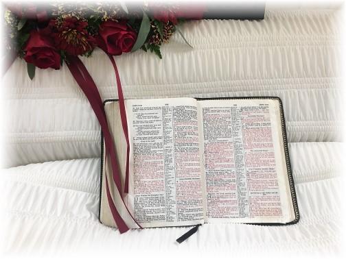 Sam Smucker Bible