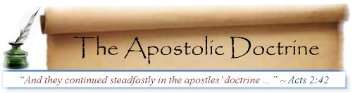 Apostle's Doctrine
