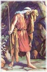 Elijah discouraged