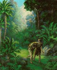 Fleeing Eden
