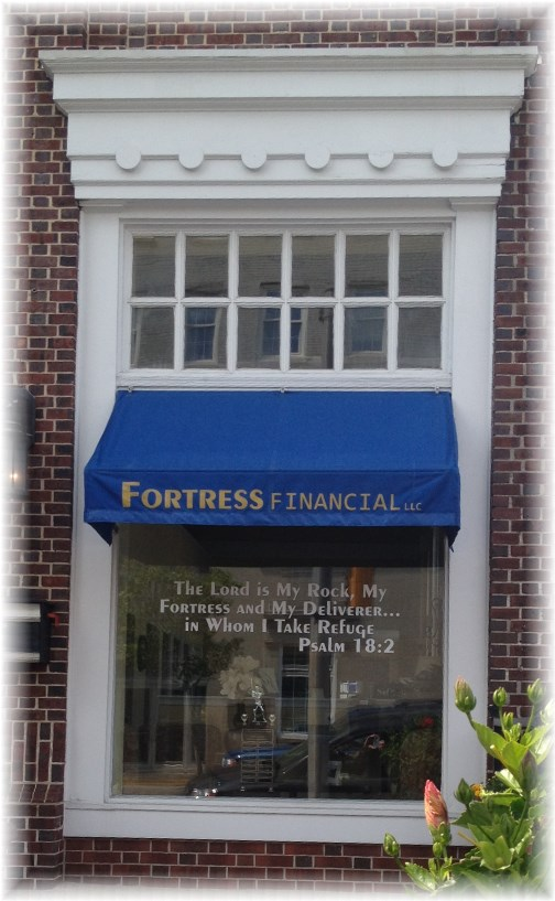 Fortress Financial, Ocean City, NJ  7/14/14