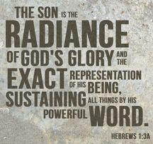 Hebrews 1:3