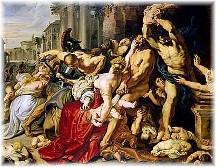 Herod's slaughter