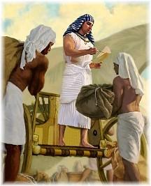 Joseph, prime minister