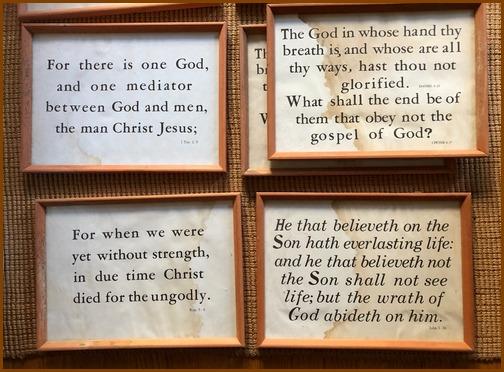 Kember Scripture prints