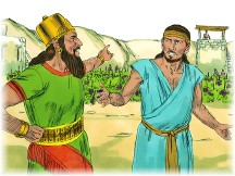 Ahab and Naboth