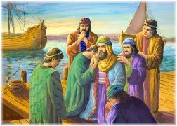 Paul's departure from Ephesus (Acts 20)