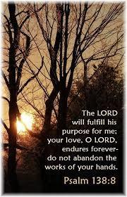 Psalm 138:8