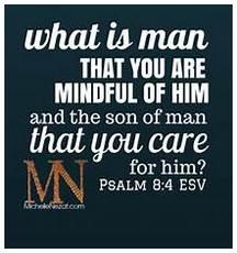 Psalm 8:4