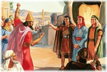 Three Hebrews