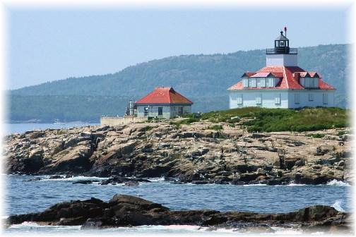 Egg Rock Light Maine (photo by Greg Schneider)