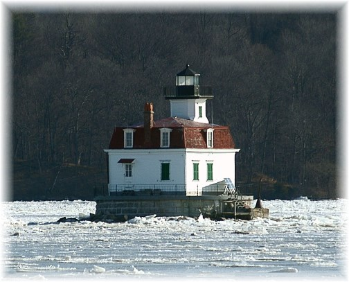 Esopus Meadows lighthouse NY