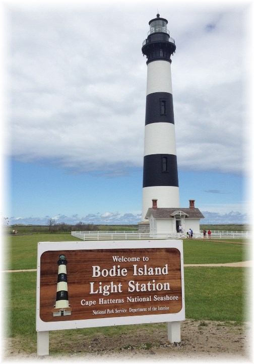 Bodie Island Lighthouse, NC (Photo by Ken Leaman)