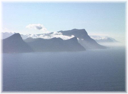 Deep Creek off the coast of South Africa (photo by Michelle Stillman)