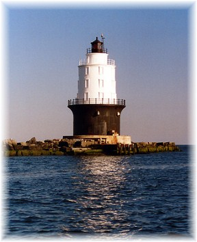 Delaware Harbor of Refuge Lighthouse