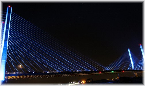 Indian River inlet bridge (Photo by Duke)